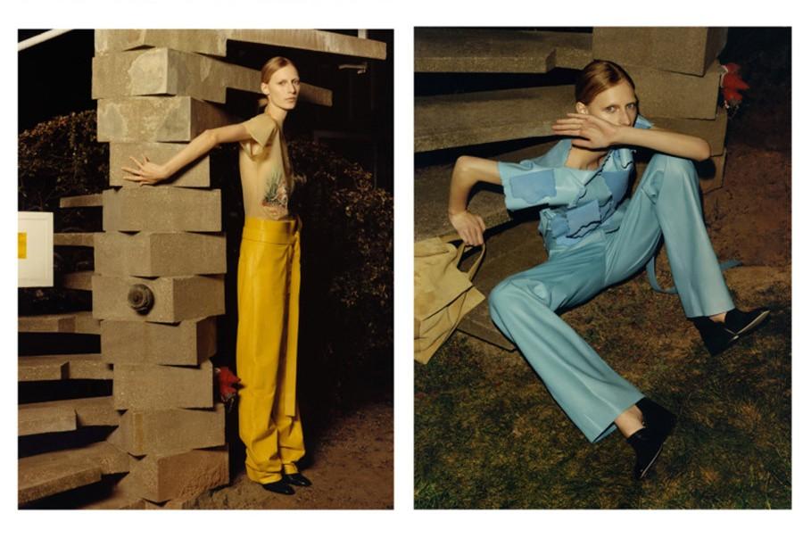 Как видят дети обложки fashion журналов