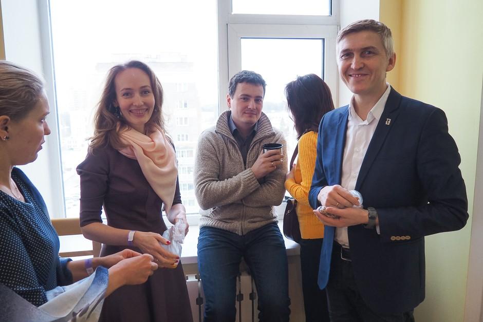 С семинара Шалва Амонашвили в Нижнем Новгороде