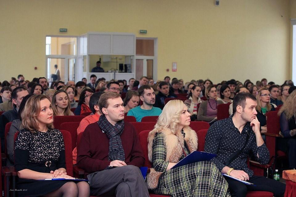 Шалва Амонашвили в Нижнем Новгороде