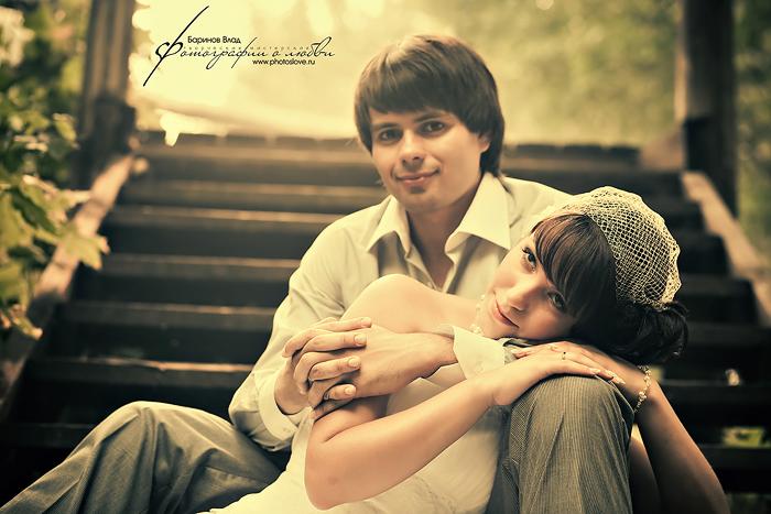 Екатерина и Владимир