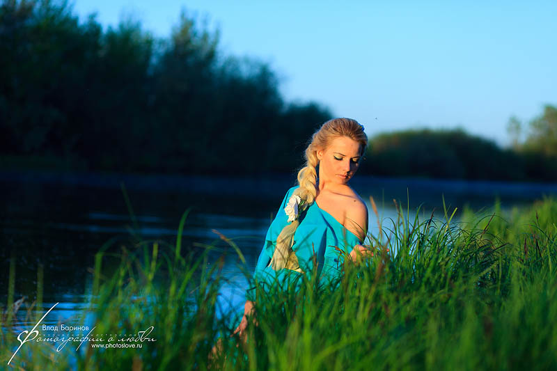 Фотопрогулка. Семейный фотограф Влад Баринов.
