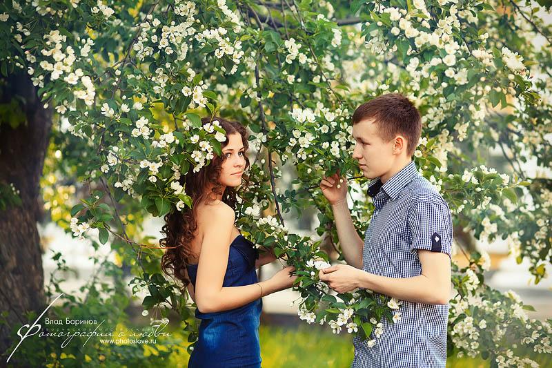 love-story от Влада Баринова