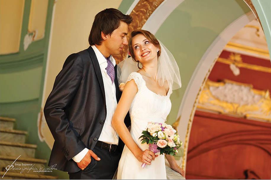 Свадьба Влады и Михаила.