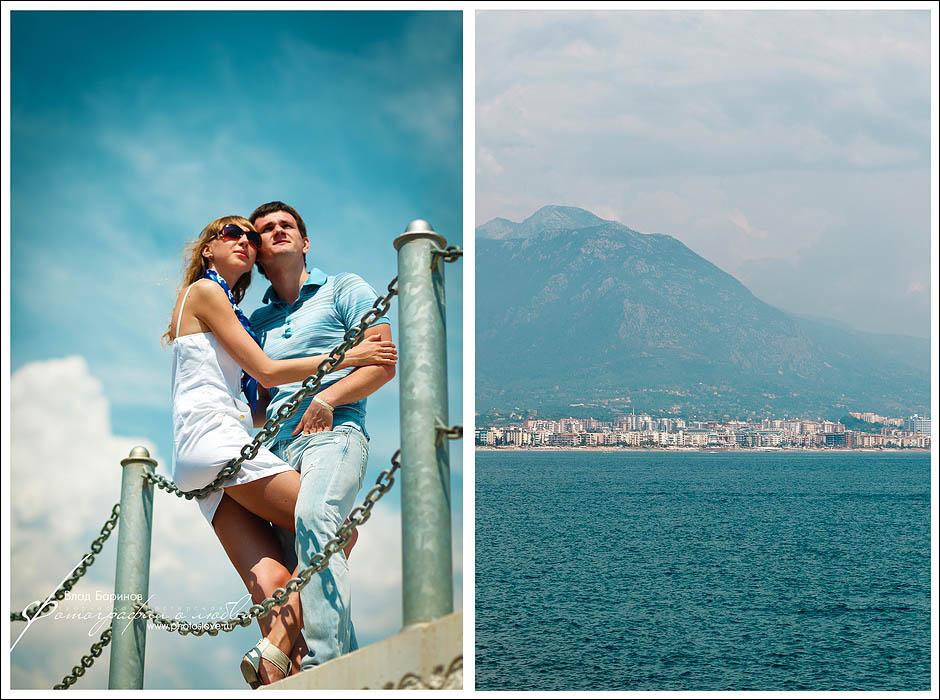 Love-story в солнечном городе