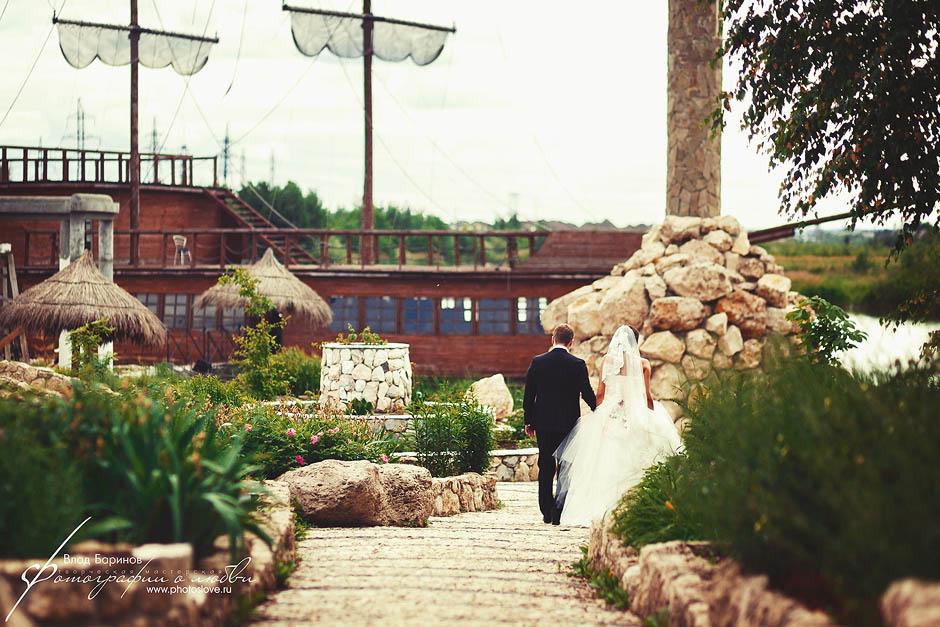 Свадебная фотосессия Алексея и Елены