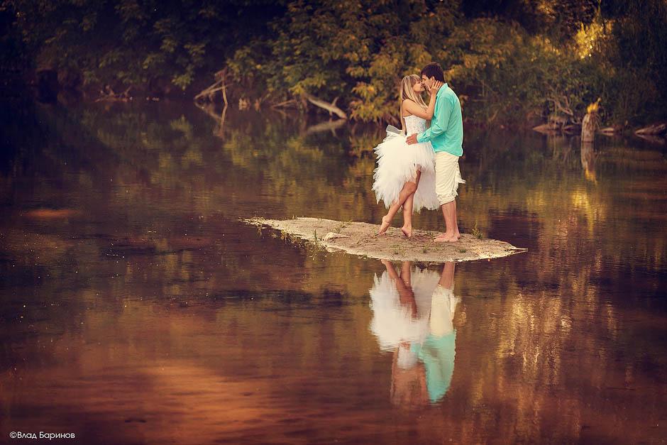 Love-Story Алены и Александра