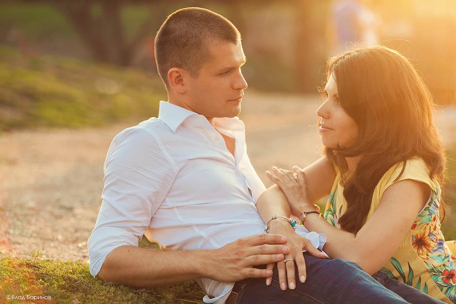 Love-story за границей