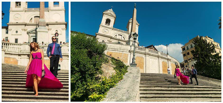 Фотосессия в Италии.