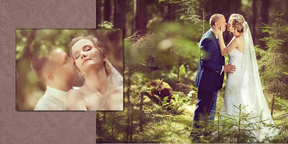 Свадебный день Ольги и Алексея