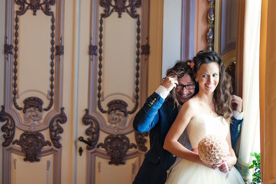 Свадебный день Дмитрия и Татьяны