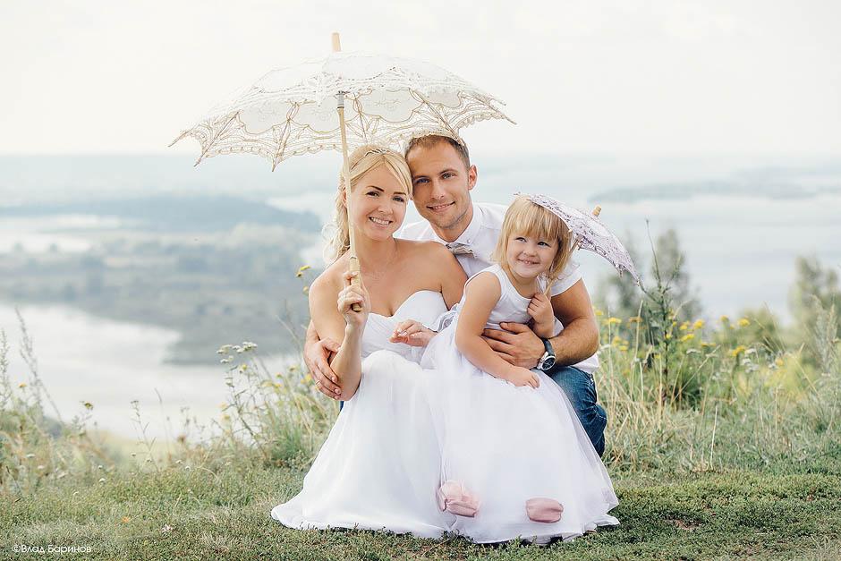 Семейная фотосессия в Нижегородской области