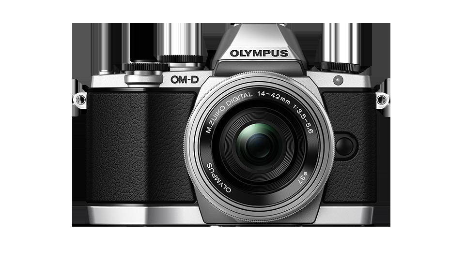 Компактный фотоаппарат Olympus