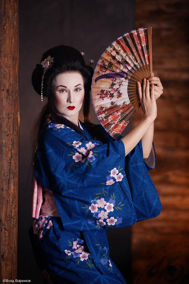 Японская гейша