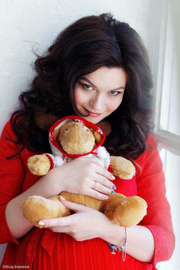 Беременная фотосессия в Нижнем Новгороде, фотограф Влад Баринов