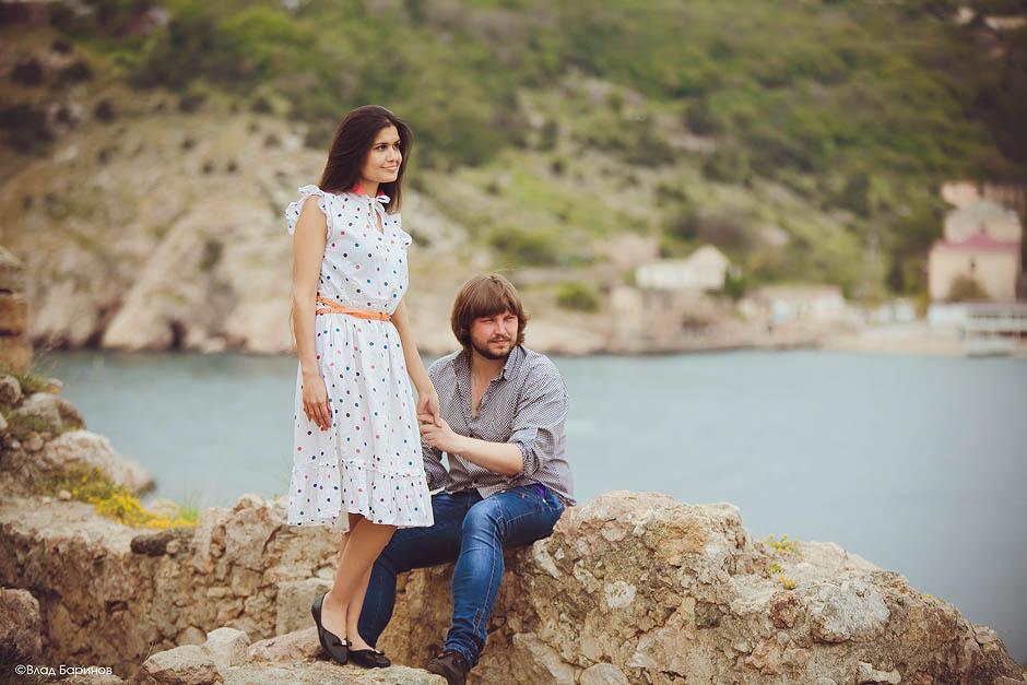 Фотосессии свадеб и влюбленных в Крыму, фотограф Влад Баринов